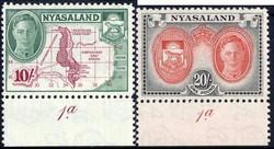 4725: Nyassaland