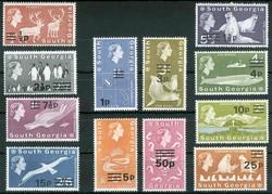 2510: Falkland Abhängige Gebiete F Süd Georgien
