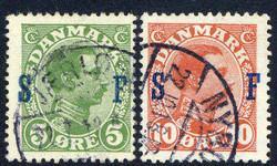 2355: Dänemark - Militaerpostmarken