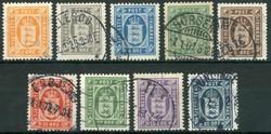 2355: Dänemark - Dienstmarken