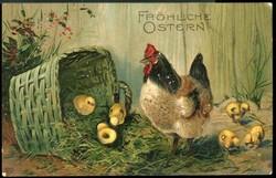 202040: Ansichtskarten, Glückwunsch, Ostern