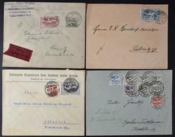310: Oberschlesien - Briefe Posten