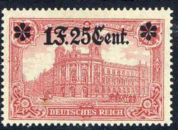365: Deutsche Besetzung I. WK Etappengebiet West
