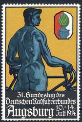 7960: Sammlungen und Posten Vignetten und Siegelmarken