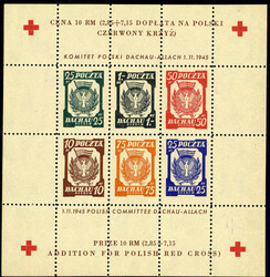 108060: Deutschland West, Plz Gebiet W-80, 806 Dachau