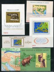 7660: Collections and Lots Europe CEPT - Collections