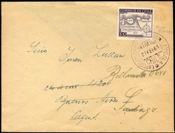 2055: Chile - Briefe Posten