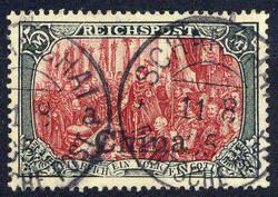 150: German Post China