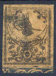 6355: Türkei - Portomarken