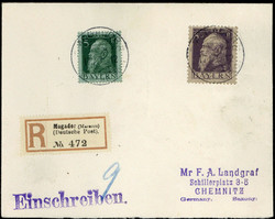 155: German Post in Morocco