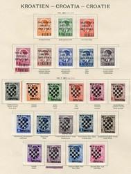 4085: Croatia - Collections