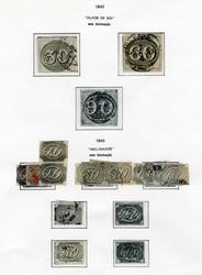 1935: Brasilien - Sammlungen