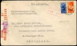 4505: Namibia - Briefe Posten