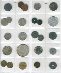 100.70.80: Multiple Lots - Coins - Germany