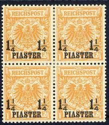 160: German Post in Turkey