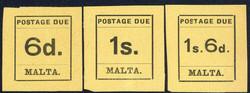 4355: Malta - Portomarken