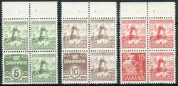 2355: Dänemark - Markenheftchenblaetter