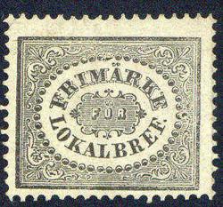 5625020: Schweden Lokal Marke
