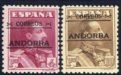 1675: Andorra Spanish Post
