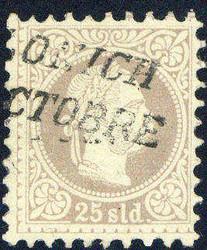 4785: Austrian Levant