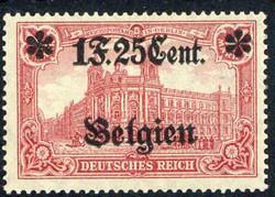 360: German Occupation World War I Belgium