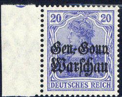 400: German Occupation World War I Poland