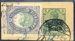 415: German Occupation World War I Poland Local Zawierci