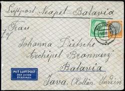 7350: Sammlungen und Posten Weltweit - Dienstmarken