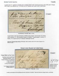 2040: Canada - Briefe Posten