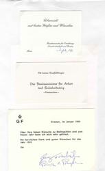 9958: Bücher/Autographen - Sammlungen