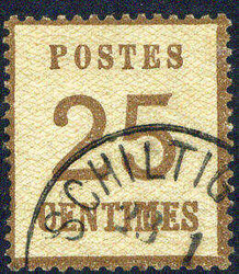 70: Altdeutschland NDP Elsass-Lothringen