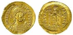 10.60.10: Antike - Byzantinisches Reich - Anastasius I., 491 - 518