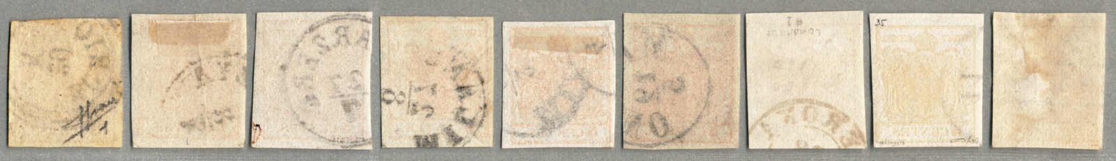 Lot 10287 - lombardy venetia  -  classicphil GmbH 5'th classicphil Auction - VIENNA- AUSTRIA