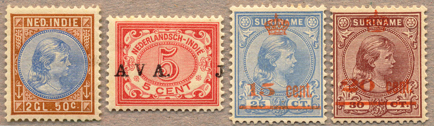 Lot 10168 - Netherland colonies Netherlands Indies -  classicphil GmbH 3 rd classicphil Auction - VIENNA- AUSTRIA