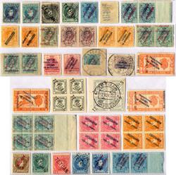 7261: Sammlungen und Posten Spanien und Kolonien - Lot