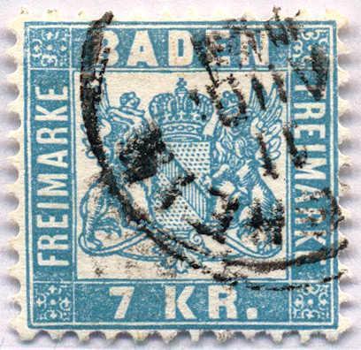 Lot 10006 - germany and colonies Baden -  Classicphil GmbH Auction #1