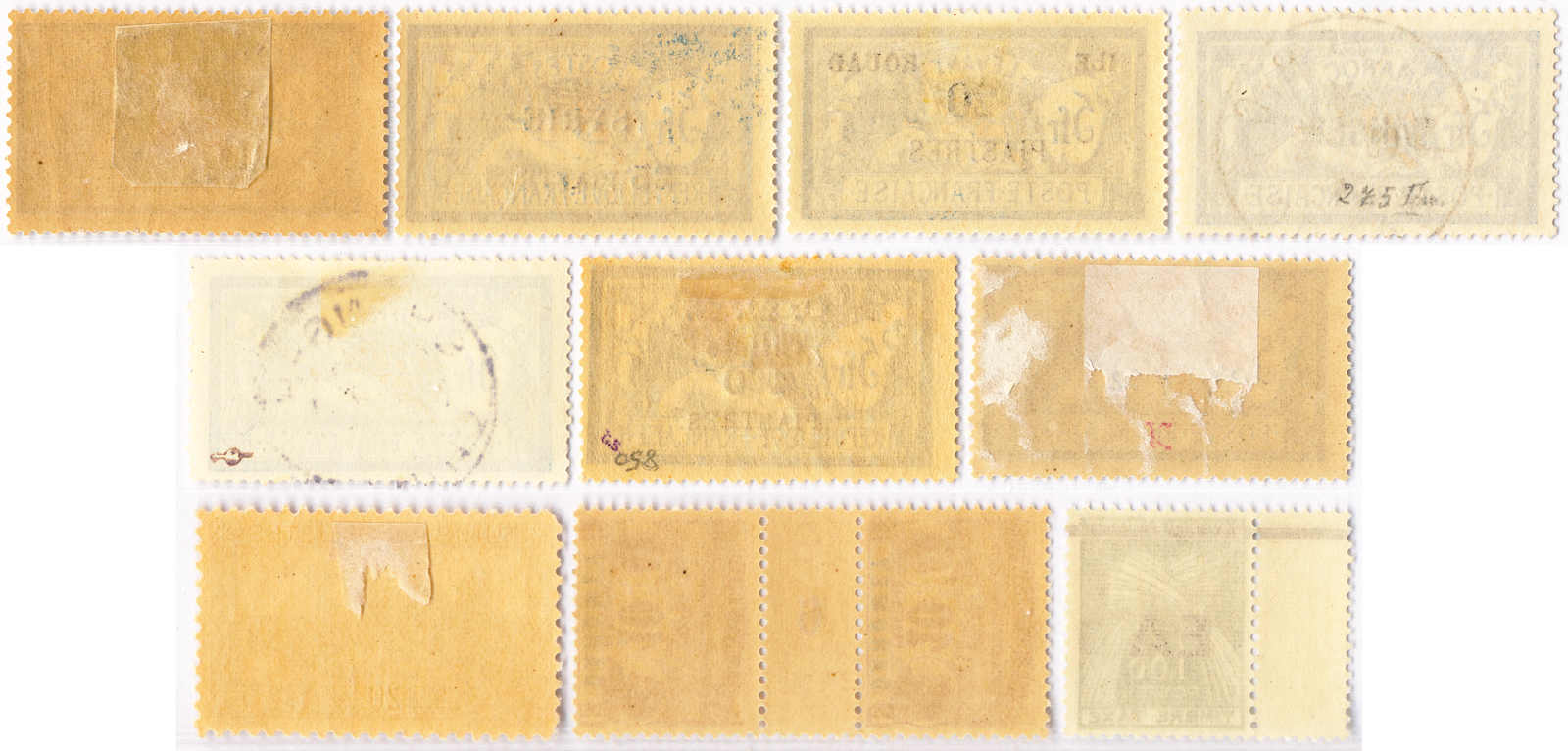 Lot 10131 - france and colonies Collections and Lots French Colonies -  Classicphil GmbH Auction #1
