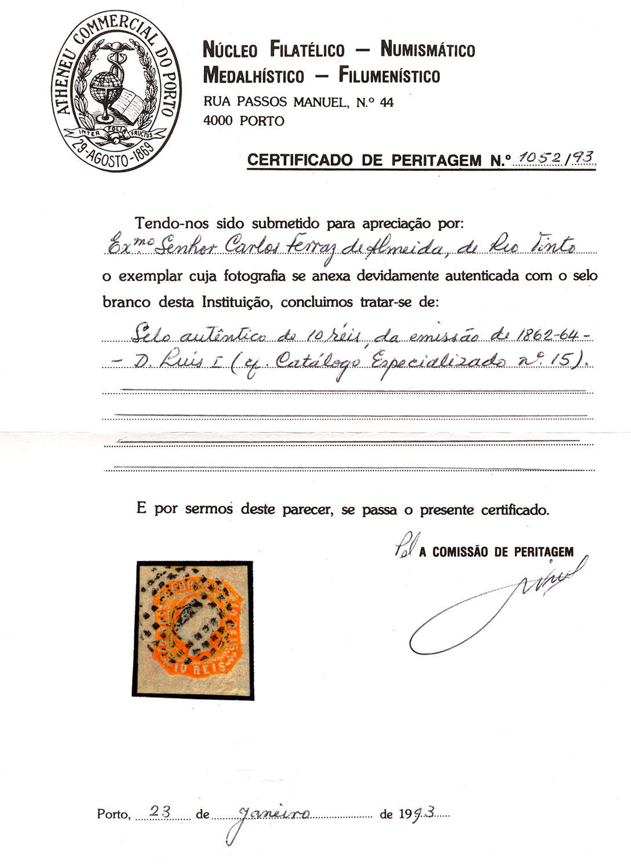 Lot 10192 - europe Portugal -  classicphil GmbH 3 rd classicphil Auction - VIENNA- AUSTRIA