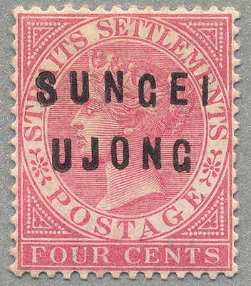 Lot 20768 - andere gebiete Malaiische Staaten Sungei Ujong -  classicphil GmbH 6'th classicphil Auction - Day 2