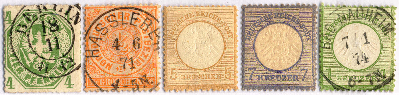 Lot 10001 - germany and colonies collections and lots germany -  Classicphil GmbH Auction #1