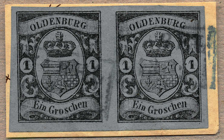 Lot 10020 - germany Old German States Oldenburg -  classicphil GmbH 3 rd classicphil Auction - VIENNA- AUSTRIA