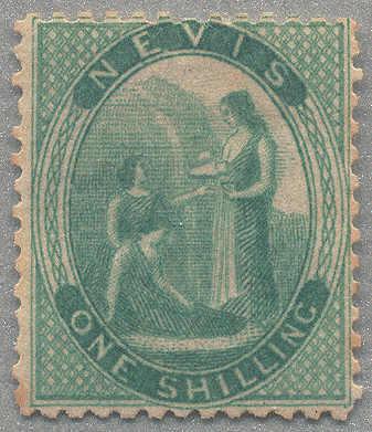 Lot 20445 - British Commonwealth nevis -  classicphil GmbH 8'th classicphil Auction - Day 2