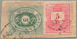 4790: Österreich Donau Dampfschiffahrts Gesellschaft