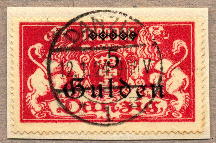 Lot 10059 - germany danzig -  classicphil GmbH 3 rd classicphil Auction - VIENNA- AUSTRIA