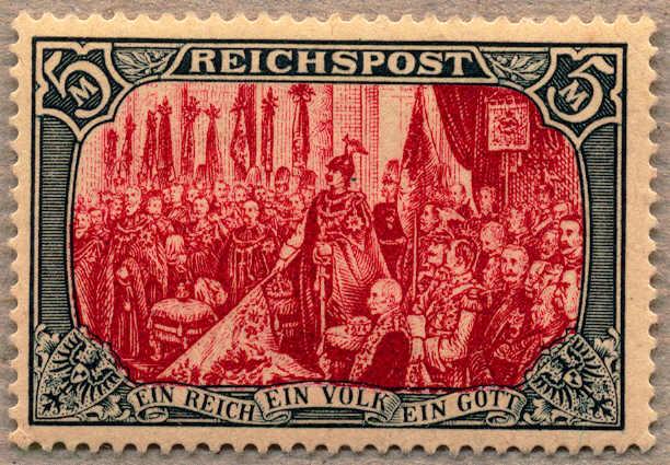 Lot 10024 - germany German Empire -  classicphil GmbH 3 rd classicphil Auction - VIENNA- AUSTRIA