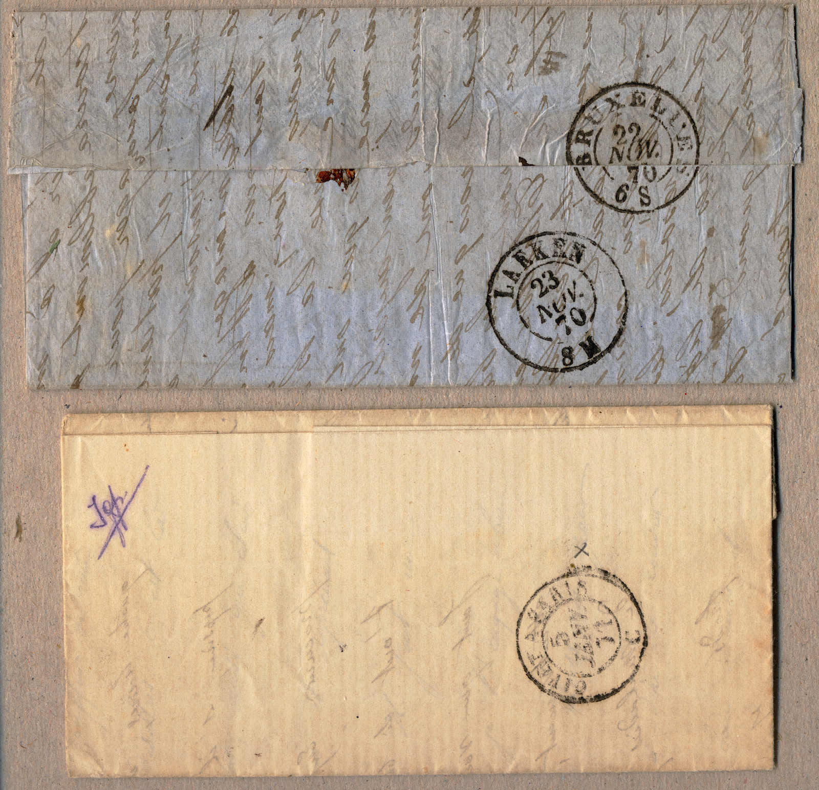 Lot 10085 - germany France Emission Siege de Paris 1870-71 -  classicphil GmbH 3 rd classicphil Auction - VIENNA- AUSTRIA