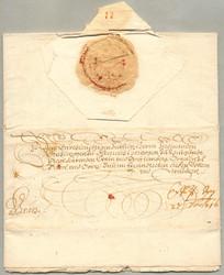 4745010: Austria Emperor Letters