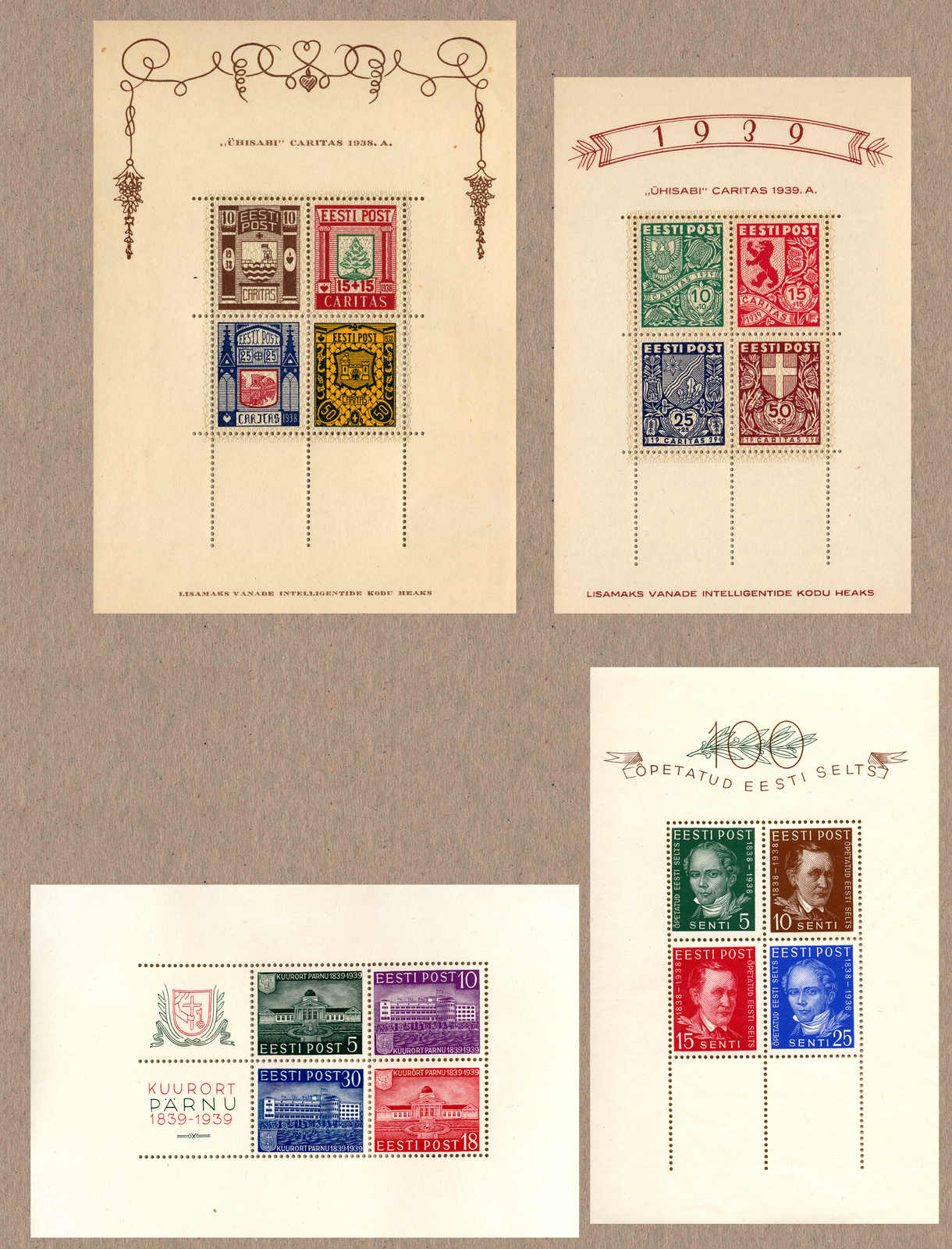 Lot 10005 - europe estonia -  classicphil GmbH 3 rd classicphil Auction - VIENNA- AUSTRIA