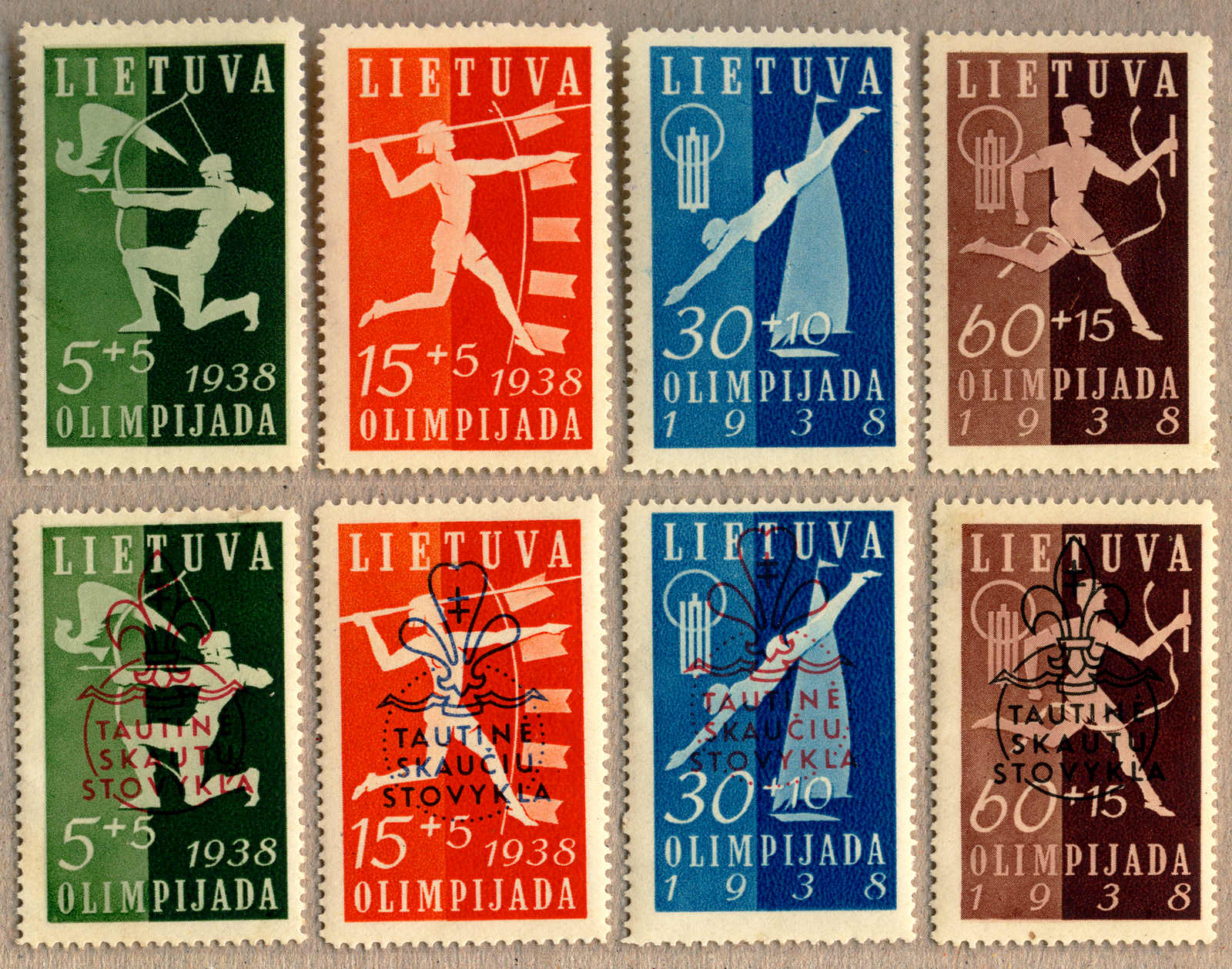 Lot 10012 - europe Lithuania -  classicphil GmbH 3 rd classicphil Auction - VIENNA- AUSTRIA
