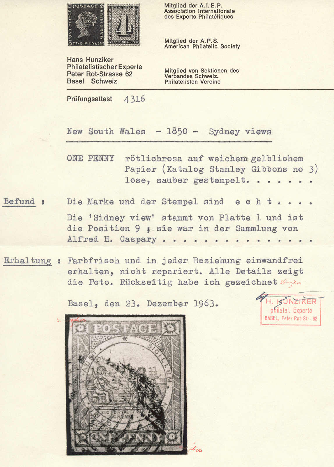 Lot 10002 - andere gebiete neusuedwales -  classicphil GmbH 6'th classicphil Auction - Day 1